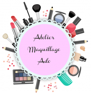 Spaparty-atelier maquillage adolescente