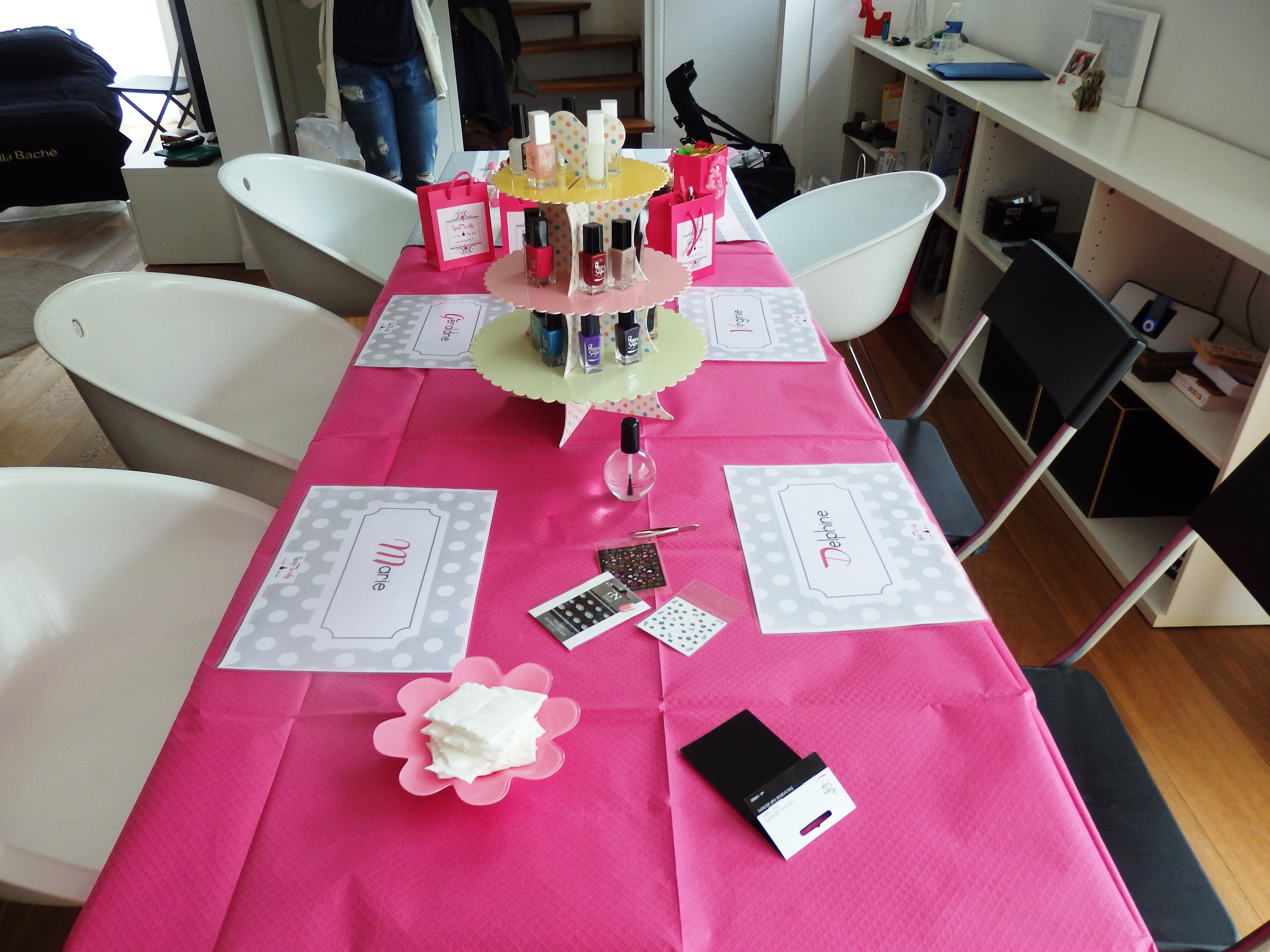 bar ongles toulouse spaparty evjf anniversaire fille beauty party. Black Bedroom Furniture Sets. Home Design Ideas